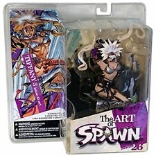 TIFFANY 3 - The Art of SPAWN series 26 - Issue #45  Art - New In Box