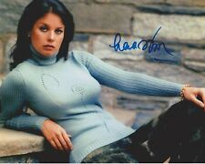 Lana Wood Signed Photo - James Bond Babe - Diamonds are Forever - SEXY!!! - G741