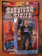 WWF Wrestle Mania STONE COLD STEVE AUSTIN FIGURE NEW
