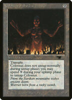 Colossus of Sardia - Antiquities - Old School - MTG Magic The Gathering