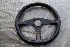 Momo Roland Asch Steering Wheel Porsche 911 914 930 918 Ferrari super rare item