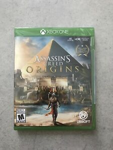 Assassin's Creed Origins for XBOX ONE, Brand New Sealed