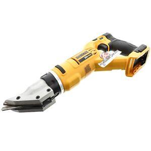 DeWALT DCS491B 20V 18-Gauge 0-2300-Spm Swivel Metal Shears - Bare Tool