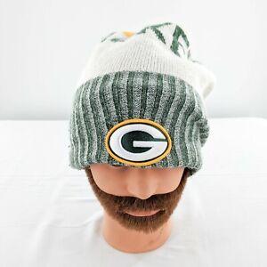 New Era NFL Green Bay Packers Long Beanie Hat