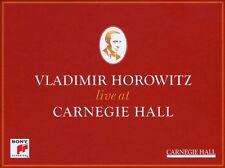 Vladimir Horowitz Live at Carnegie Hall [2013] CD & DVD  G-1882-10