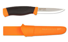 Mora of Sweden Companion MG Heavy Duty Orange Carbon Steel Knife Morakniv 12495