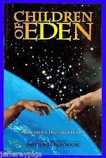 Playbill + Children of Eden + Hunter Foster , Stephanie Mills , William Solo