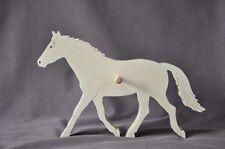 Running Horse Show Ribbon Wall Display Western or English Wood Scroll Saw New