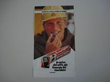 advertising Pubblicità 1983 FERRERO POCKET COFFEE