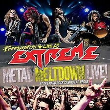 Live Metal Music CDs & DVDs