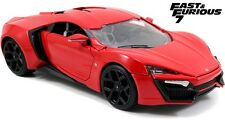 Jada 97377 - 1/24 LYKAN HYPERSPORT FAST AND FURIOUS 7