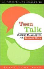 Teen Talk: Speeches for Teenage Girls