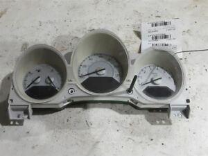 07-09 Chrysler SEBRING Speedometer Convertible Cluster MPH