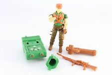 GI Joe Rock N Roll 1991 Original Vintage Action Figure Super Sonic Fighters