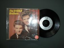 the Everly Brothers 33 rpm long play album