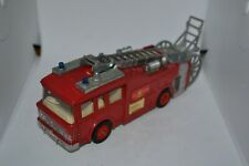 DINKY TOYS ERF FIRE TENDER FIRE ENGINE POMPIERI MADE IN ENGLAND