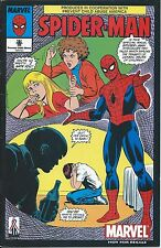 AMAZING SPIDERMAN 1 2002 RARE NCPCA GIVEAWAY PROMO CHILD ABUSE 4th PRINT VARIANT