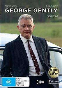 George Gently 6 sixth series season DVD R4 BRAND NEW/SEALED
