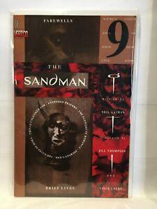Sandman (Vol 1) #49 VF+ 1st Print Vertigo Comics