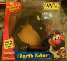 Mr Potato Head 'DARTH TATER' Star Wars Darth Vader 2004 New In Box! RETIRED!