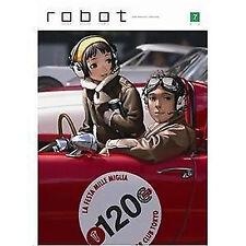 RENJI MURATA ROBOT Vol.7 Color Anime ART BOOK Japan