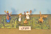 Fantasy Sigmar / - high elf characters dragons wizard 6 metal - (19320)