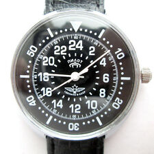 RAKETA Russian WATCH Pilot system 24 hours