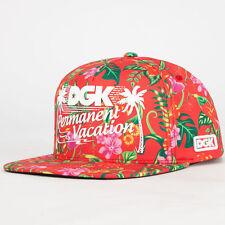 New DGK Permanent Vacation Mens Snapback Hat Cap