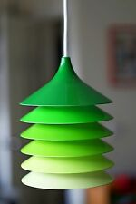 Original  IKEA Duett Pendant Lamp vintage 70s IKEA design light Gantzel Boysen