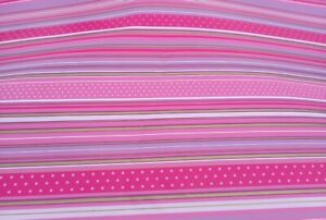 8 SHEETS GIFT WRAP PAPER BIRTHDAY ANY OCCASION PRESENT WRAPPING STRIPES DESIGN