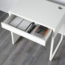 Schreibtisch Computertisch PC Bürotisch Büro Tisch weiß,73x50 cm