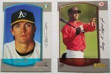 2000 Bowman Baseball U Pick 20 Cards Finish Your Set