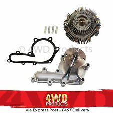 Viscous Fan Clutch & Water Pump SET -Landcruiser HDJ80 HDJ78 HDJ79 4.2TD (90-07)