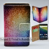 For Google Series - Mosaic Theme Print Wallet Mobile Phone Case Cover