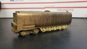 HO 14 WHEEL TENDER BRASS FOR BIG BOY & CHALLENGER LOCOMOTIVES STEAM ENGINES