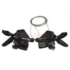 Shimano Alivio SL-M430 Shifter Trigger Levers Set 3×9 Speed Rapidfire Plus