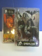 McFARLANE'S MONSTERS DRACULA action figure boxed 2002 COMPLETE spawn 63U
