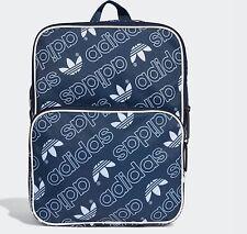 Adidas Originals Trefoil Mochila Bolsa Escolar Gimnasio de estilo vintage y  retro hombre mujer BNWT e9aff3dcbe135
