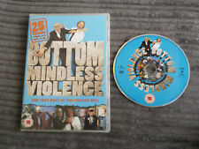 BOTTOM MINDLESS VIOLENCE DVD THE VERY BEST OF THE VIOLENT BITS RIK MAYALL BBC