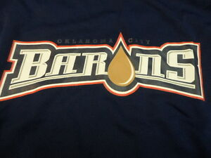 Oklahoma City Barons Replica Hockey Jersey Edmonton Oilers XL Blue
