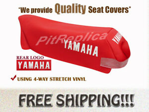 [A16] YAMAHA BIG WHEEL BW200 BW 200 1985 1986 1987 1988 SEAT COVER [YTLST]