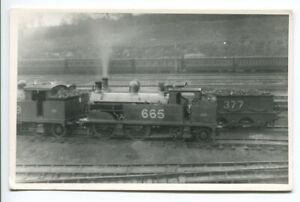 Railway Loco photo SECR Kirtley R class No 665