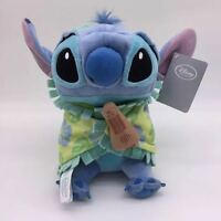 "Disney Babies Stitch Plush with Blanket  Plush Doll toy Gift 10"""