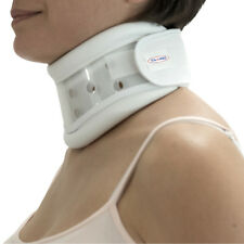 ITA-MED Rigid Plastic Cervical Collar - Adjustable Height - Made in USA