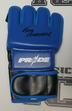 Ken Shamrock Signed Replica Pride FC Fight Glove BAS Beckett COA UFC 1 Autograph