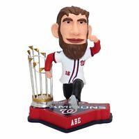 Abraham Lincoln Washington Nationals 2019 World Series Champions Bobblehead MLB