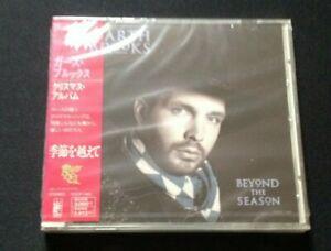 GARTH BROOKS CD Beyond The Season SEALED! NEW! Japanese Import! RARE!