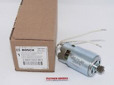 2607022851 BOSCH DC motor PSR 14,4 ve-2 PSR 14,4 (1607022529)