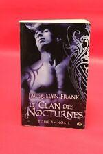 Le Clan des Nocturnes, Tome 5 - Jacquelyn Frank - Livre - Occasion