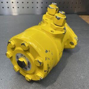 Danfoss 1186665 OMR X 200 Hydraulic Motor